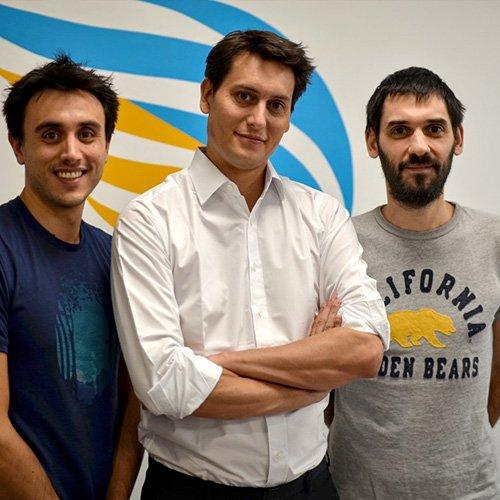 CybelAngel team