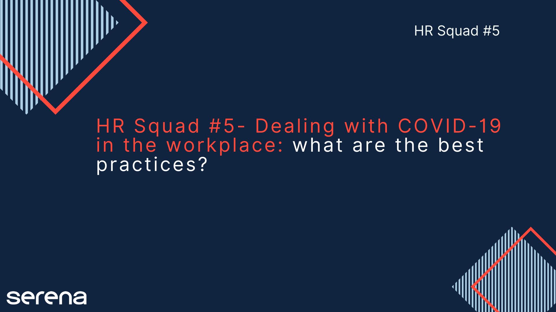 HR Squad #5
