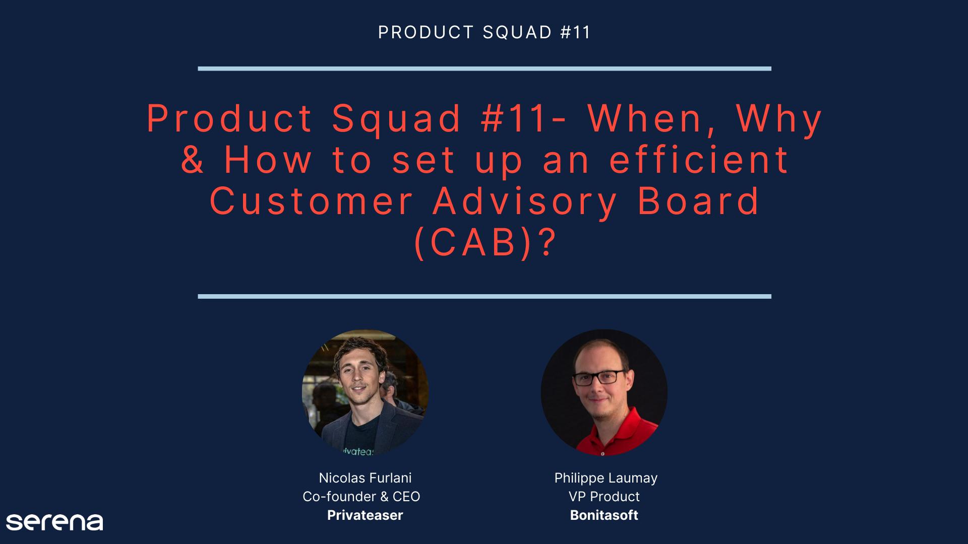 Product Squad #11