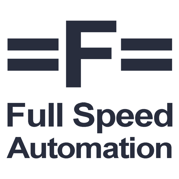 Full Speed Automation logo