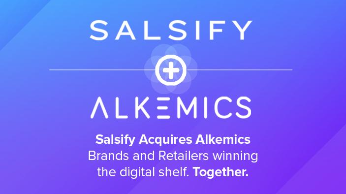 Paris-based retail collaboration platform Alkemics snapped up by Boston's Salsify